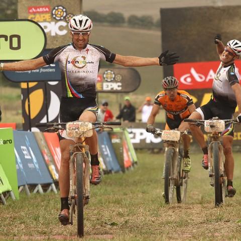 Cape Epic 2014 | Stage 3 (Foto von Shaun Roy|SPORTZPICS)