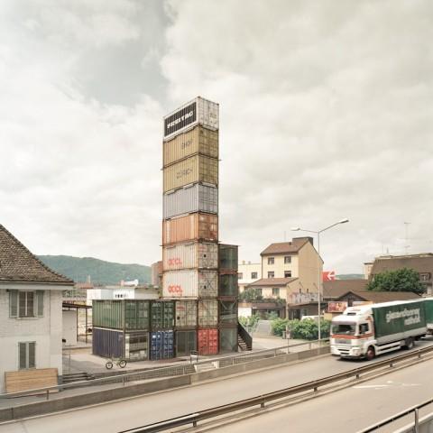 Zurich, Freitag shop