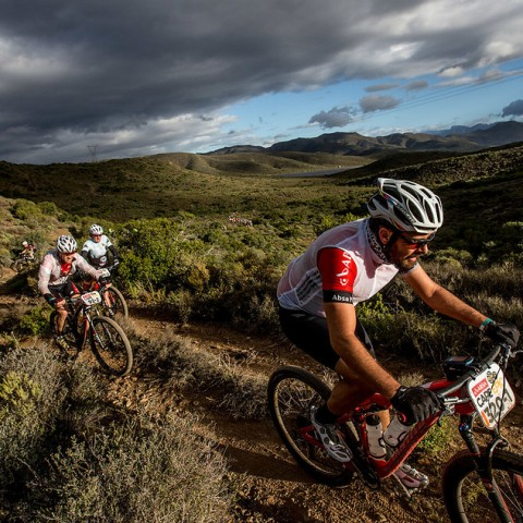 Cape Epic 2014 | Stage 3 (Foto von Karin Schermbrucker|SPORTZPICS)